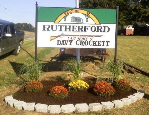 City of Rutherford